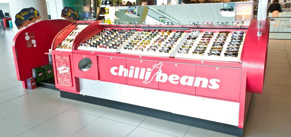 9c0a260d1 Chilli Beans | Lisbon Airport
