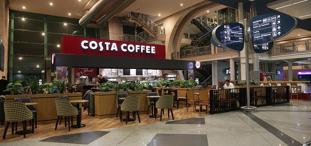 Car Financial Services >> Costa Coffee   Porto Airport