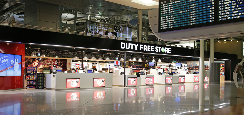 5fc93d9d986e9 Duty Free Store   Aeroporto do Porto