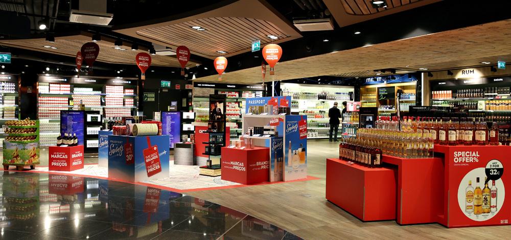 Duty Free Store | Porto Airport