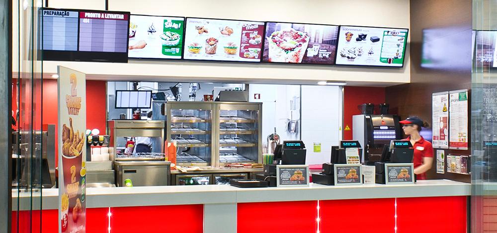 KFC   Aeropuerto de Lisboa