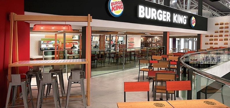 Burger King | Lisbon Airport
