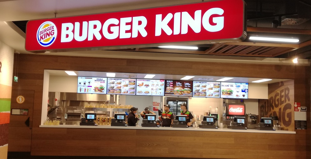 Burger King | Faro Airport
