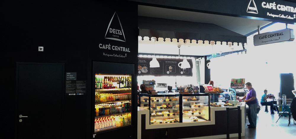 Delta Café Central Faro