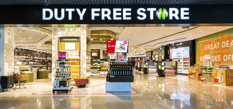 Duty Free Store | Madeira Airport