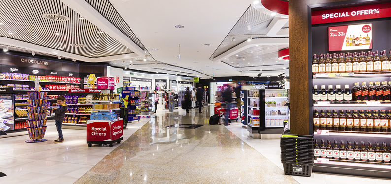 Duty Free Store Madeira Airport - Creating a invoice tobacco online store
