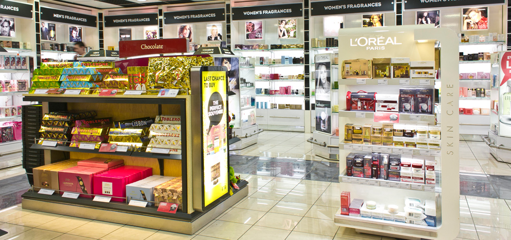 Duty Free Store | Lisbon Airport