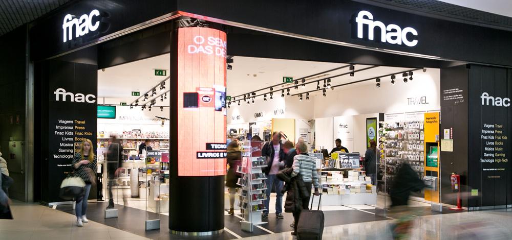 Fnac | Lisbon Airport